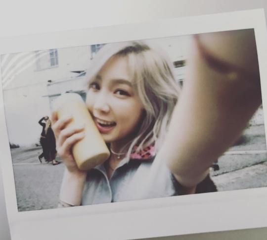 泰妍 (27岁)将於28日发行第二张个人迷你专辑《why》
