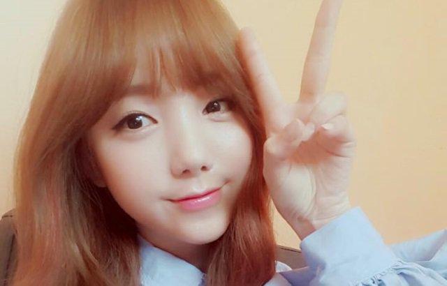 lovelyz金智妍(kei)将于9月2日发行翻唱曲《y:please