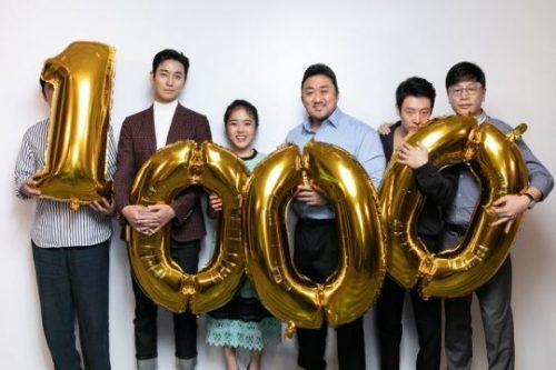 《与神同行2》上映第14天突破1000万…韩国电影最早'双千万'系列