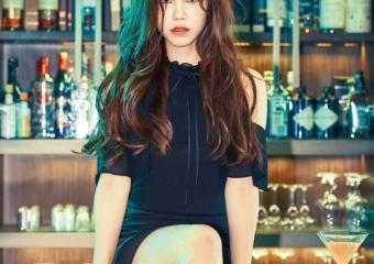 韩国排名第五的性感女星全孝盛的Ten Star七月号封面背后故事