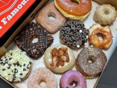 首尔美式甜甜圈店Randy's Donuts (8)