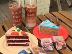 """延南洞""""Dinga Cake""""咖啡厅美式甜心 (7)"""
